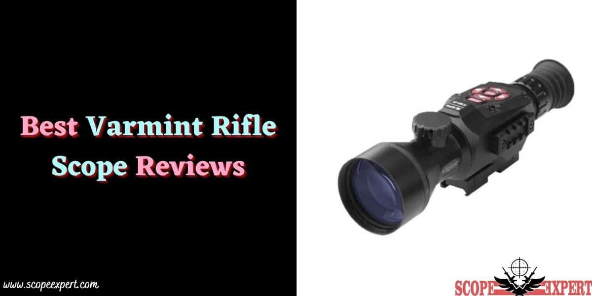 Best Varmint Rifle Scope